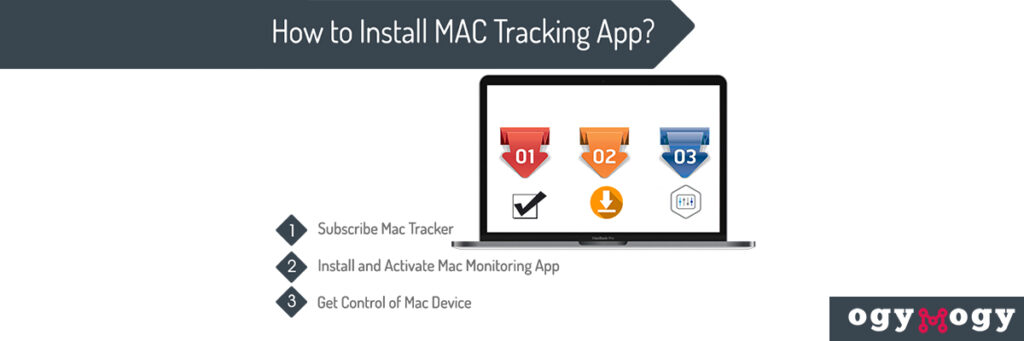 How to Install MAC Tracking App