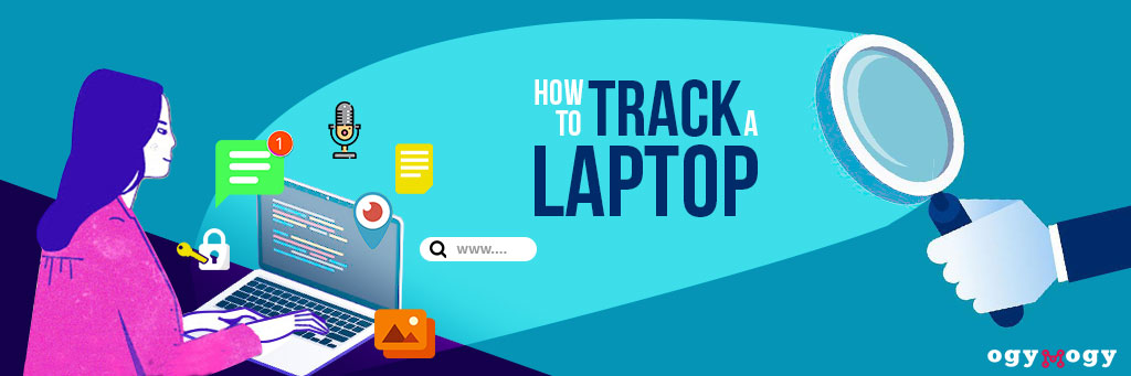 how to track a laptop