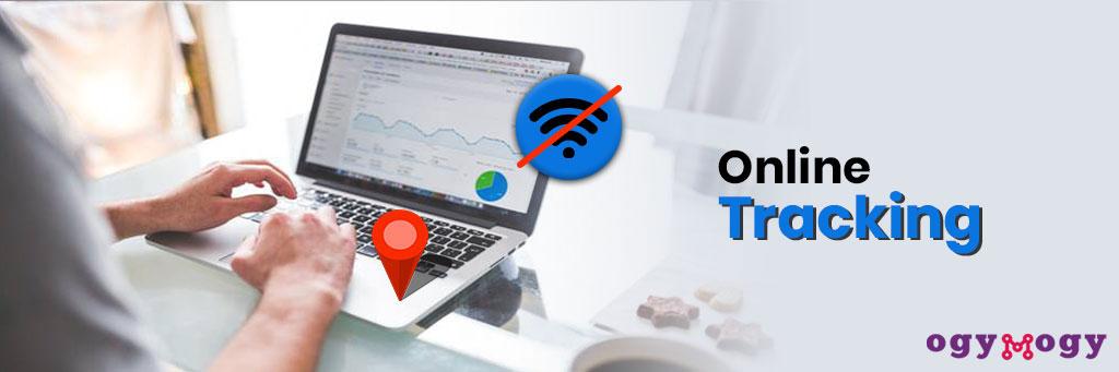offline tracking