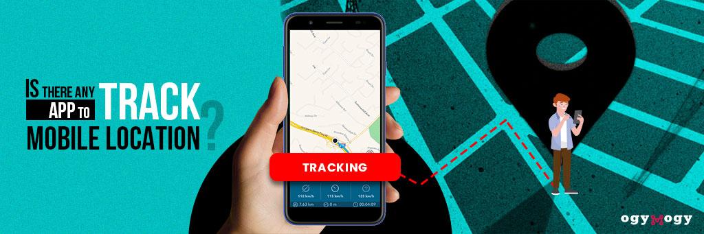 app to track location tracker