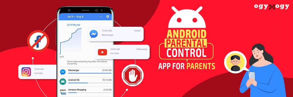 android parental control app for parents
