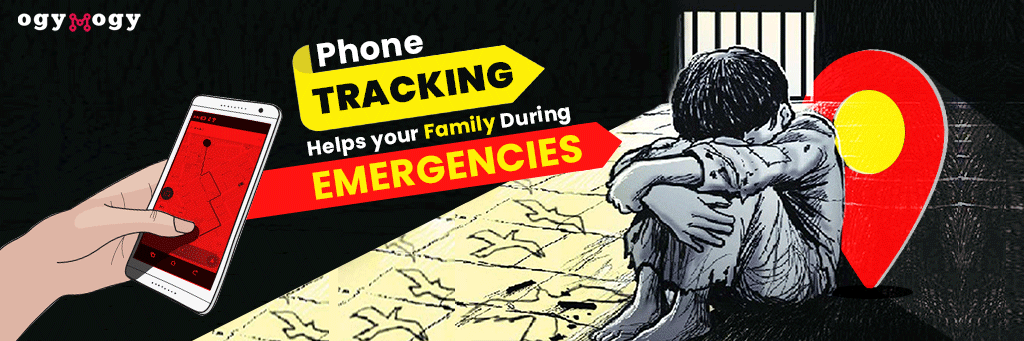 phone tracking app helps your family during emegency