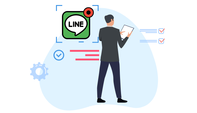line screen recorder Business